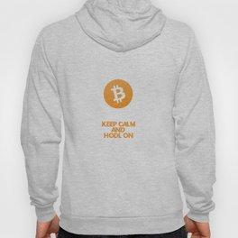 Bitcoin HODL Design Hoody