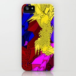AUTOMATIC WORM 3 iPhone Case