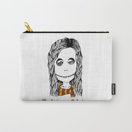 Hermione Granger Skull Leviosa Carry-All Pouch