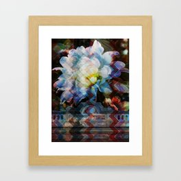 there's no time like the present Framed Art Print