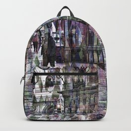Care about senses above numbed action selfishness. Backpack