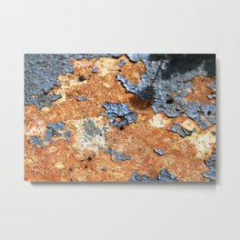 Rust No. 1 Metal Print