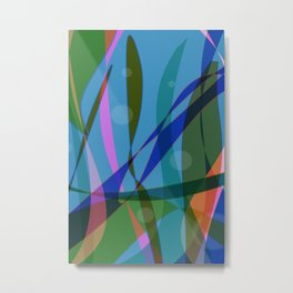 Abstract #355 Metal Print
