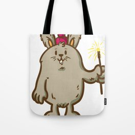 New Year's Eve New Year's Eve 2019 Fireworks Tote Bag