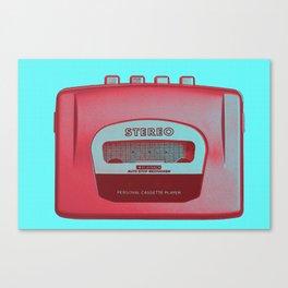 FAVOURITE90 - Walkman01 Canvas Print