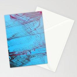 MEMORY MOSH - Glitch Art Print Stationery Cards