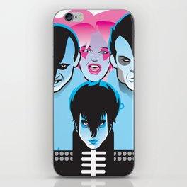 Jem & the Misfits iPhone Skin