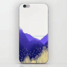 Pollen Count iPhone Skin