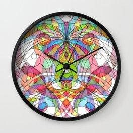 Ethnic Style G29 Wall Clock