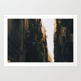 Barcelona I Art Print