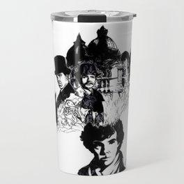 Sherlock's Mind Palace Travel Mug