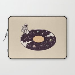 Cosmic Sound Laptop Sleeve