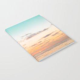California Sunset Season Notebook