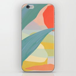 Shapes and Layers no.33 iPhone Skin