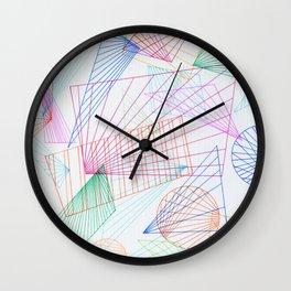 горизонт Wall Clock