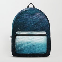 Paddling through the universe Backpack