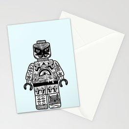 leggo man #1 Stationery Cards