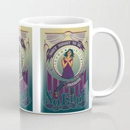 Nerdfighters Salute! Coffee Mug