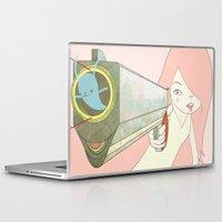 big bang Laptop & iPad Skins featuring BIG BANG ♥ by PAUL PiERROt