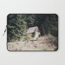 travelling east into the past Laptop Sleeve