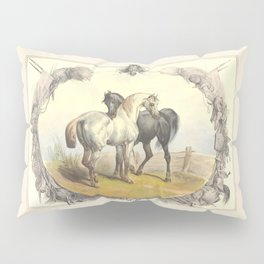 HORSE LOVE  Pillow Sham