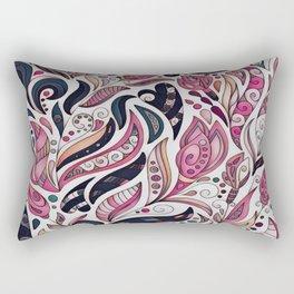 Pinkish Things Rectangular Pillow
