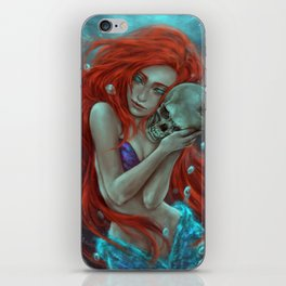 Ariel and Her Prince iPhone Skin