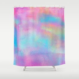 Hope THROUGH the Storm Shower Curtain