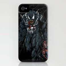 Vicious Venom Violence iPhone (4, 4s) Slim Case