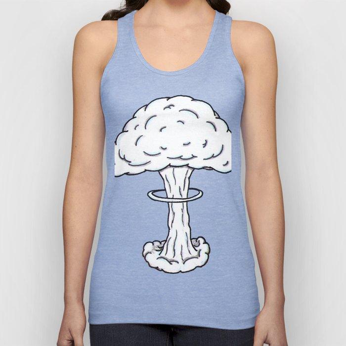 Endgame Mushroom Cloud Unisex Tank Top