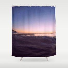 Ocean Sunset #2 Shower Curtain