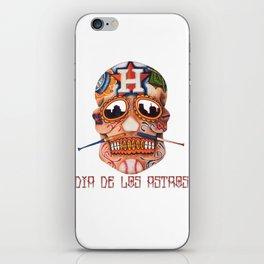 Dia De Los Astros iPhone Skin