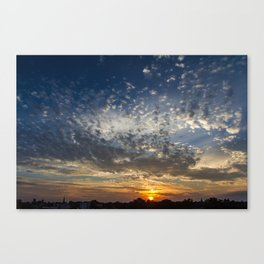 Tiny Clouds Canvas Print