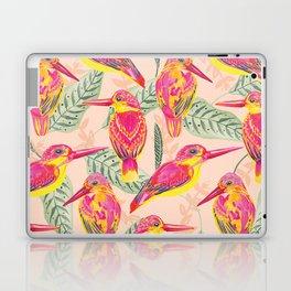 PINK BIRDS Laptop & iPad Skin