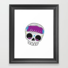 Calaverita Framed Art Print
