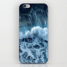 Sea Waves iPhone & iPod Skin