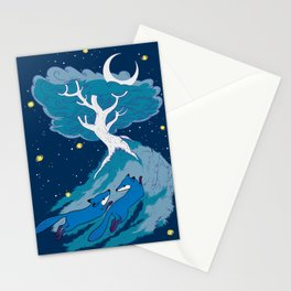 Fleet Foxes Stationery Cards