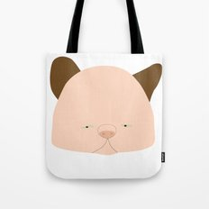 Pussy Rosa Tote Bag