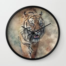 Fearless Wall Clock
