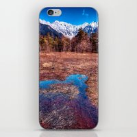 rustic iPhone & iPod Skins featuring Rustic by Jonah Anderson