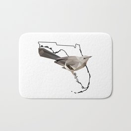 Florida – Northern Mockingbird Bath Mat