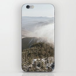 Winter in the White Mountains iPhone Skin