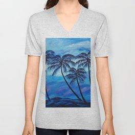 Ocean Breeze Unisex V-Neck