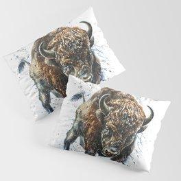 Buffalo Pillow Sham