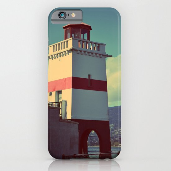 light on a shore iPhone & iPod Case