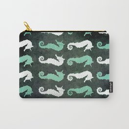 Sea Unicorns Carry-All Pouch