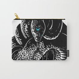 Snake Meditation Carry-All Pouch