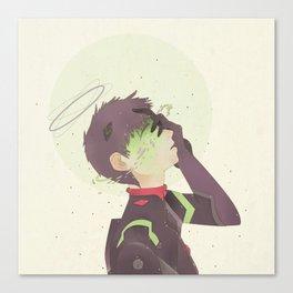 SHINJI IKARI 01 Canvas Print