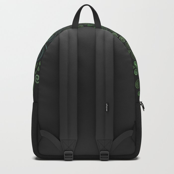 Fantasy Tree Greenery Backpack