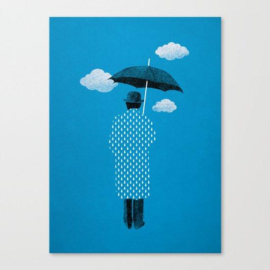 Rainman Canvas Print